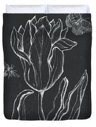 Botanique 4 Duvet Cover