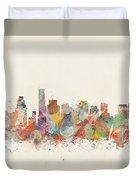 Boston City Duvet Cover