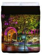 Boston Harbor Hotel 2363 Duvet Cover