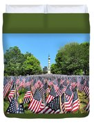 Boston Strong Duvet Cover