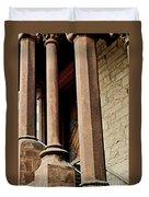 Boston Trinity Church Duvet Cover