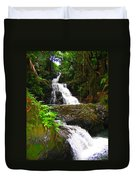 Botanic Gardens Waterfall Duvet Cover