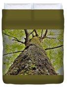 Botanical Behemoth Duvet Cover
