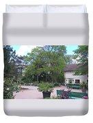 Botanical Garden Duvet Cover