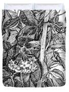 Botanical Series Duvet Cover