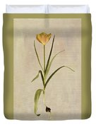 Botanical Tulip 2 Duvet Cover