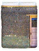 Bottle House Duvet Cover