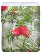 Bottlebrush Duvet Cover