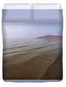 Bottom Ripples Duvet Cover
