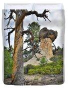 Boulder Mountain Duvet Cover