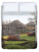 Boulder Pass Duvet Cover