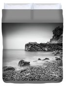 Bouley Bay Duvet Cover by James Billings