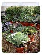 Bountiful Harvest Duvet Cover