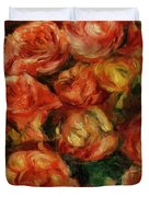 Bouquet Of Flowers 1915 Duvet Cover