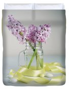Bouquet Of Hyacinth Duvet Cover