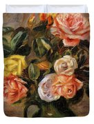 Bouquet Of Roses 2 Duvet Cover