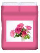 Bouquet Of Roses II Duvet Cover