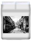 Bourbon Alley Duvet Cover
