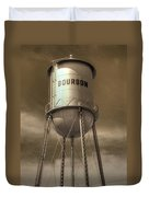 Bourbon Duvet Cover