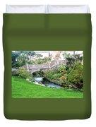 Bournemouth Lower Gardens Duvet Cover