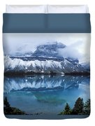 Bow Valley Storm Duvet Cover