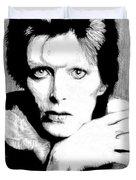 Bowie Duvet Cover
