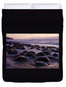 Bowling Ball Beach California 2 Duvet Cover