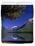 Bowman Lake Duvet Cover