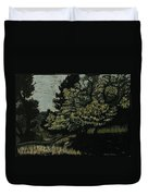 Box Elder Tree Duvet Cover