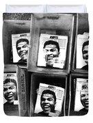 Boxers Boxes Duvet Cover