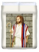 Boy David Duvet Cover