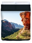 Boynton Canyon 04-321 Duvet Cover