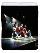 Boyz II Men Duvet Cover