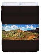 Bracchina Gorge Flinders Ranges South Australia Duvet Cover