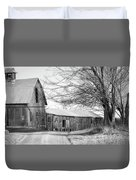Bradford County Road Duvet Cover