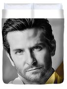 Bradley Cooper Collection Duvet Cover
