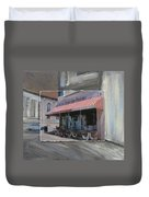 Brady Street - Peter Scortino Bakery Layered Duvet Cover