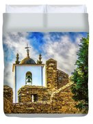 Braganca Bell Tower Duvet Cover