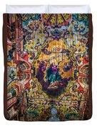 Braganca's Painted Ceiling Duvet Cover