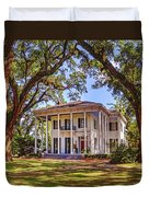 Bragg Mitchell House In Mobile Alabama Duvet Cover