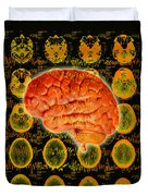 Brain Composite Duvet Cover