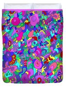 Brainstorm Duvet Cover