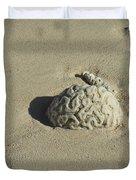 Brainzzzz Duvet Cover
