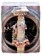 Brake Chain Duvet Cover