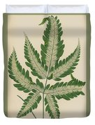 Brake Fern Duvet Cover