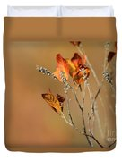 Branch Of Autumn Duvet Cover