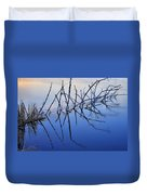 Branch Reflections 484 Duvet Cover