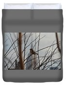 Branch With A View Duvet Cover
