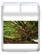 Branches And Roots Duvet Cover