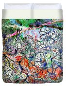 Branches Of Life Duvet Cover